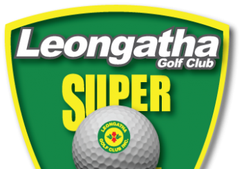 Leongatha Golf Super League Logo