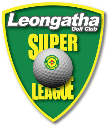 Leongatha Golf Super League Logo