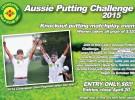 Aussie Putting Challenge – Entries Open
