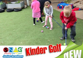 Kinder Golf Program: New Day Tuesday