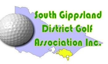 South Gippsland District Golf Association Logo