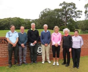 GolfVic Seniors winners 2015