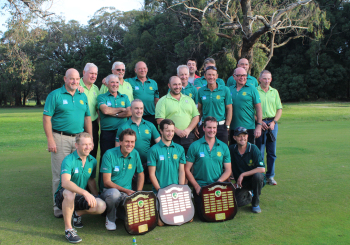 Men's Pennant Final Results – Sunday 22nd May, 2016