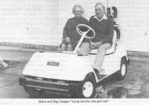 Marie & Reg Hodges